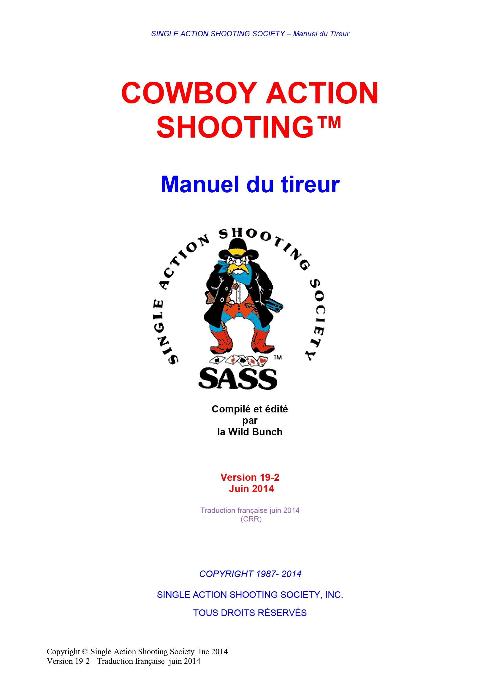CAS 2014-Manuel du Tireur version 19-20001