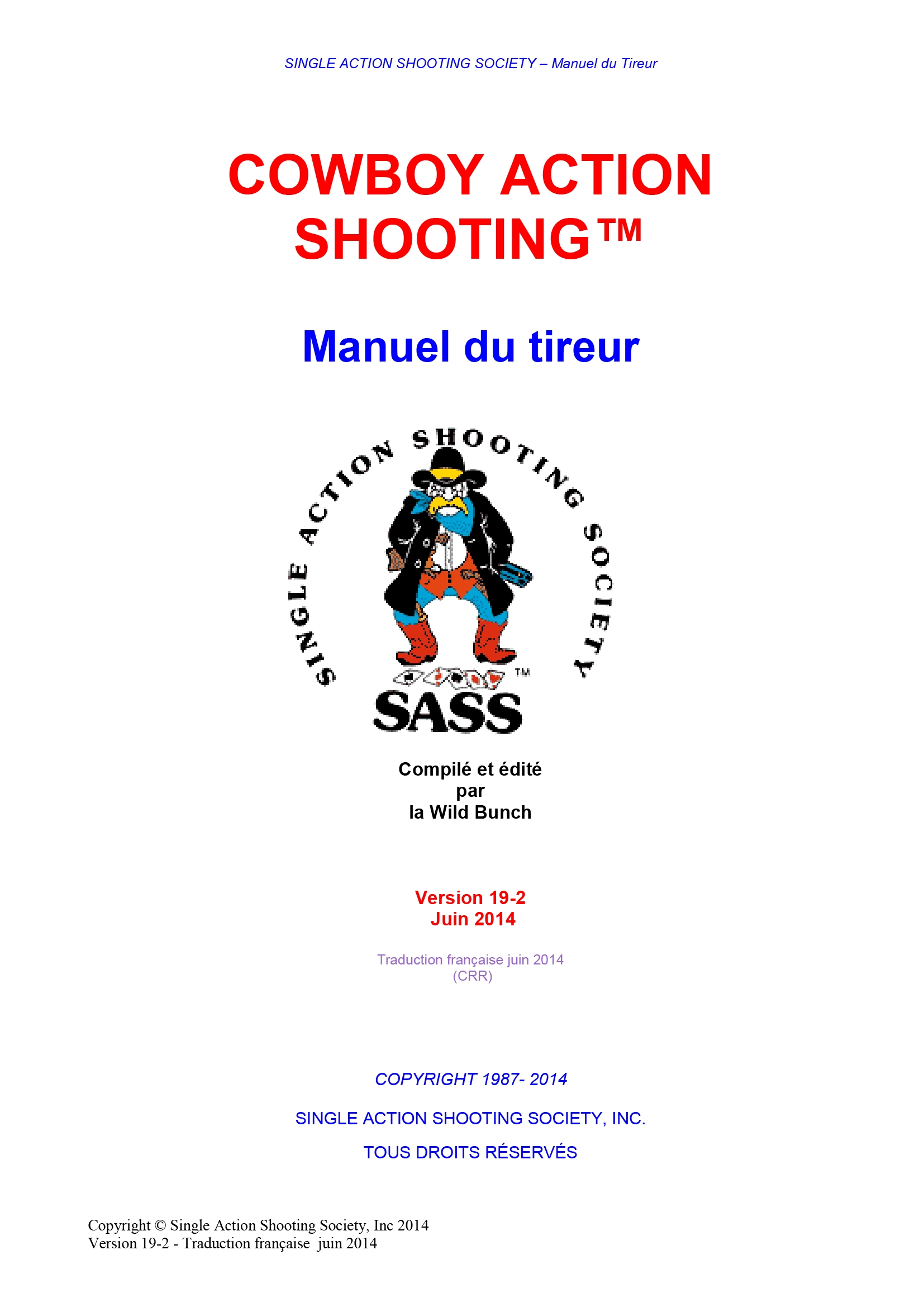 CAS 2014-Manuel du Tireur version 19-20001