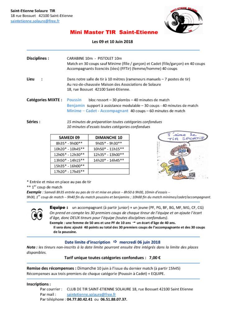 thumbnail of mini master Saint-Etienne règlement rectifié