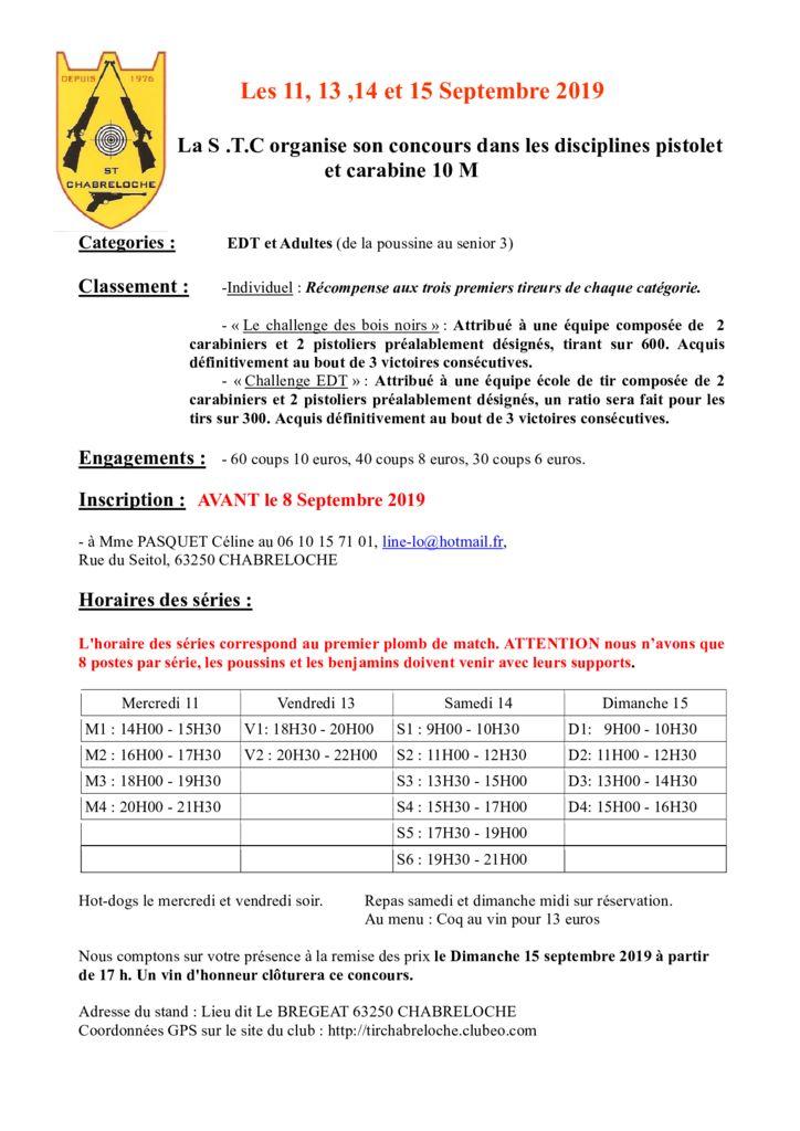 thumbnail of concours des Bois Noirs